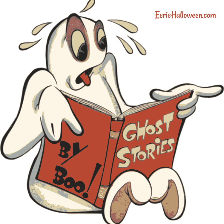 read a ghost story
